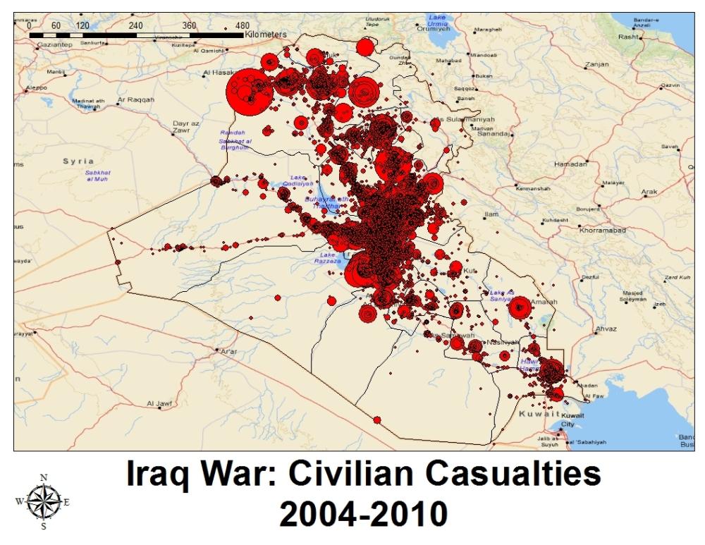 Wikileaks Iraq War Diary 2004-2009 Part 1 (2/5)