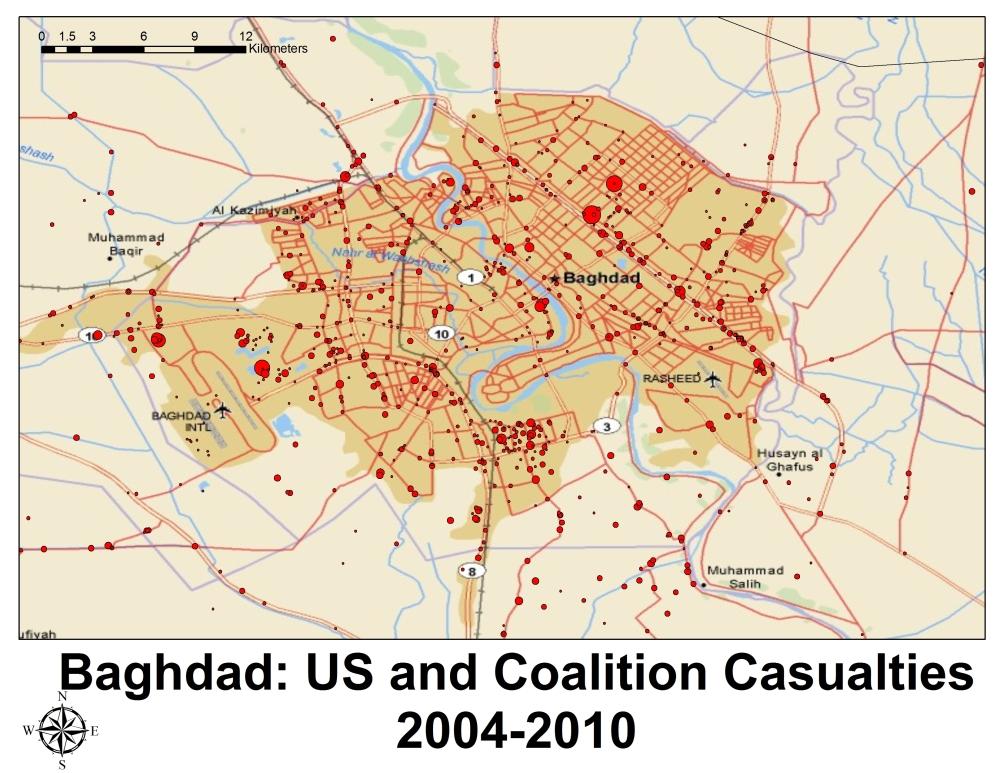 Wikileaks Iraq War Diary 2004-2009 Part 1 (5/5)