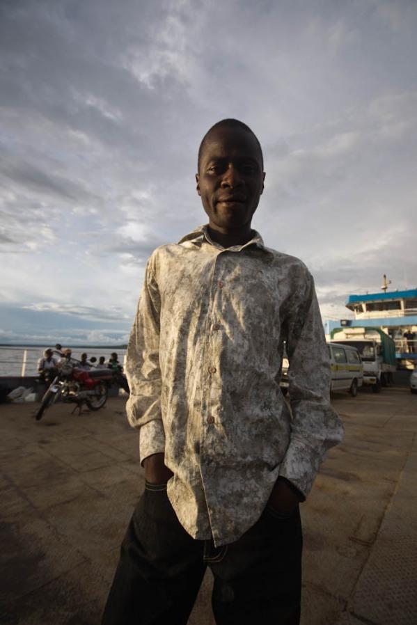 Paulo, Cab Driver, Mbita, Kenya