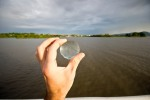 Eyeglass Lens, Lake Victoria