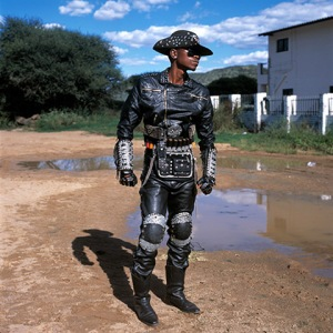Botswanan metalhead