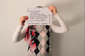 Syrian blogger Edi