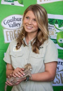 Steve Irwin's family launches Goulburn Valley Fresh - Sydney